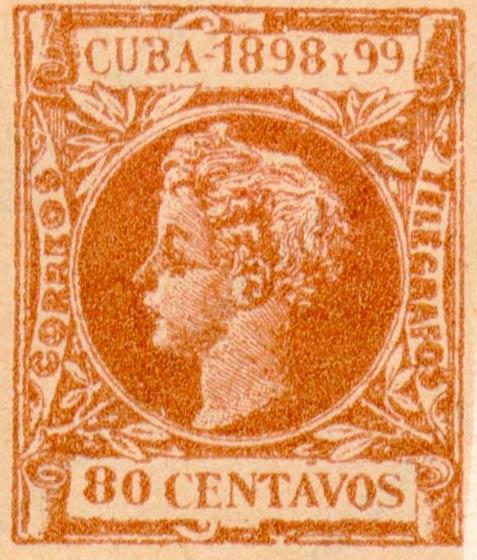 Cuba_1898_80c_Fournier_Forgery