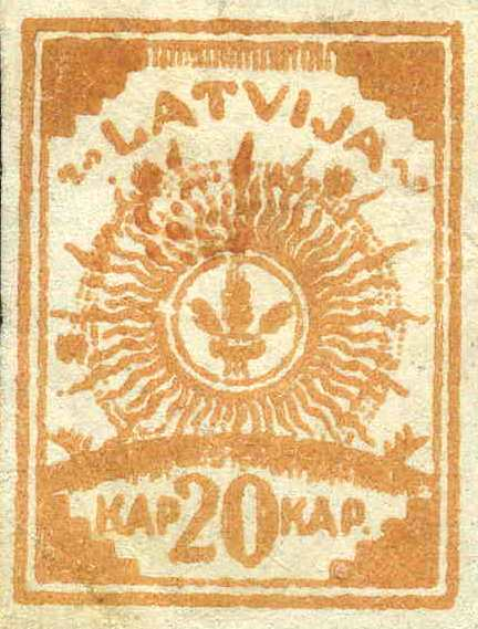 Latvia_1919_Sun_20k_Sekula_Forgery