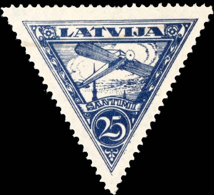 Latvia_1928_Airmail_25s_Forgery2