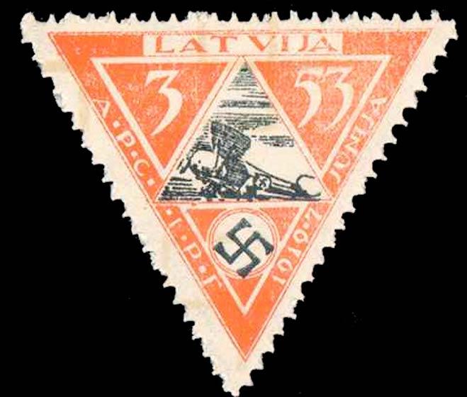 Latvia_1933_Airmail_3-53s_Forgery