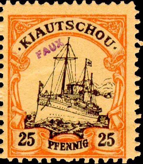 Kiautschou_25pfennig_Fournier_Forgery