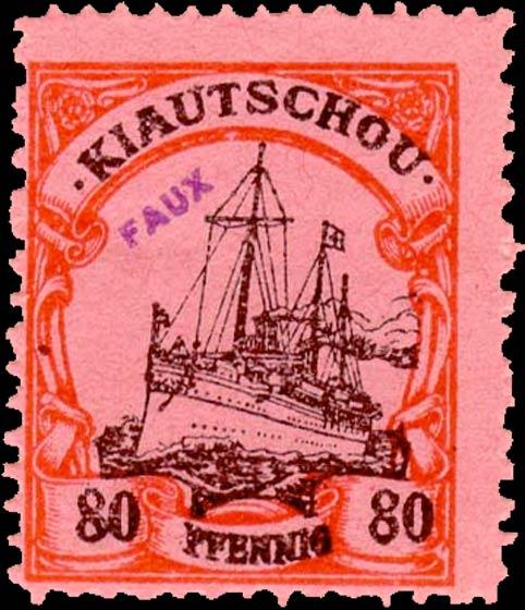 Kiautschou_80pfennig_Fournier_Forgery