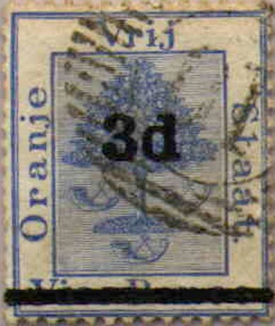 Orange_Free_State_1882_4d_Overprint_Genuine1