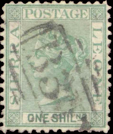 Sierra_Leone_1876_QV_1_Shilling_Genuine