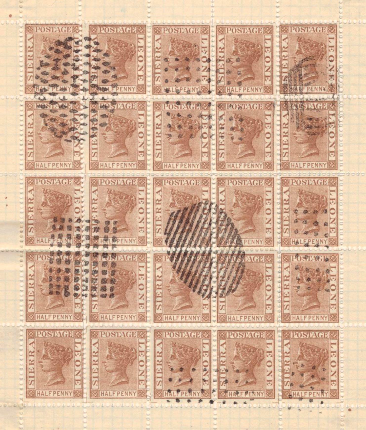 Sierra_Leone_QV_half-p_Spiro-sheet_Forgery