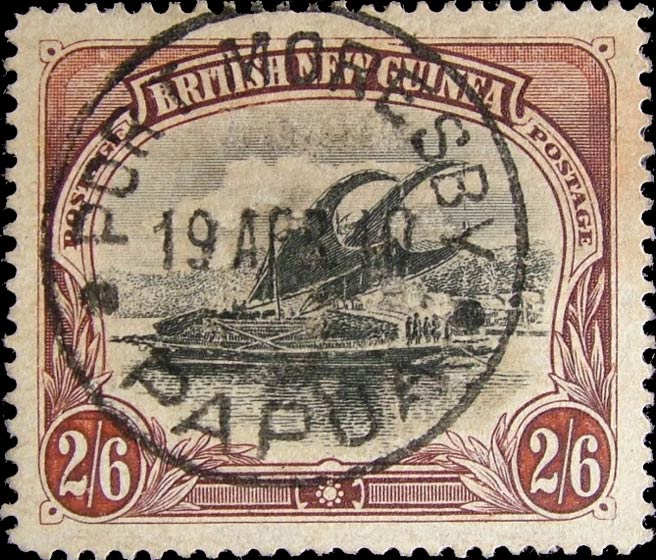 British_New_Guinea_SG8_2s6p_Forgery