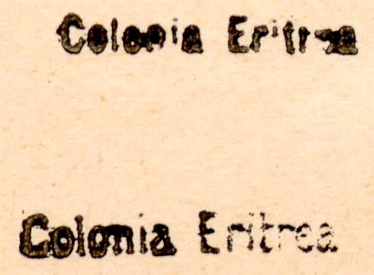 Eritrea_Colonia_Eritrea_Fournier_Overprint_Forgery