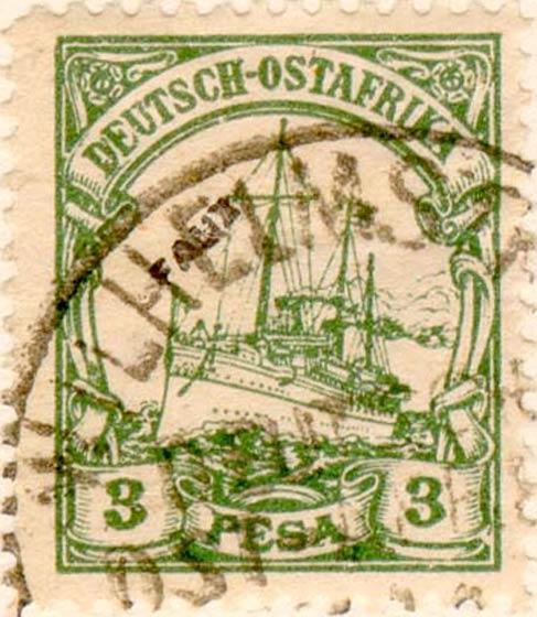 German_East_Africa_Kaiseryacht_3p_Fournier_Forgery