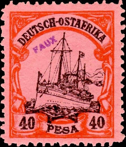 German_East_Africa_Kaiseryacht_40p_Fournier_Forgery