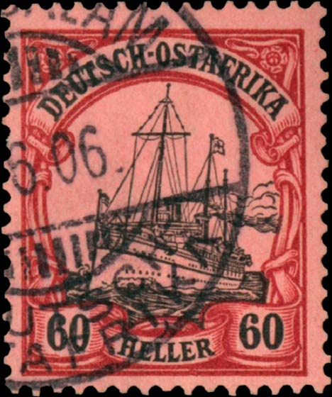 German_East_Africa_Kaiseryacht_60h_Genuine