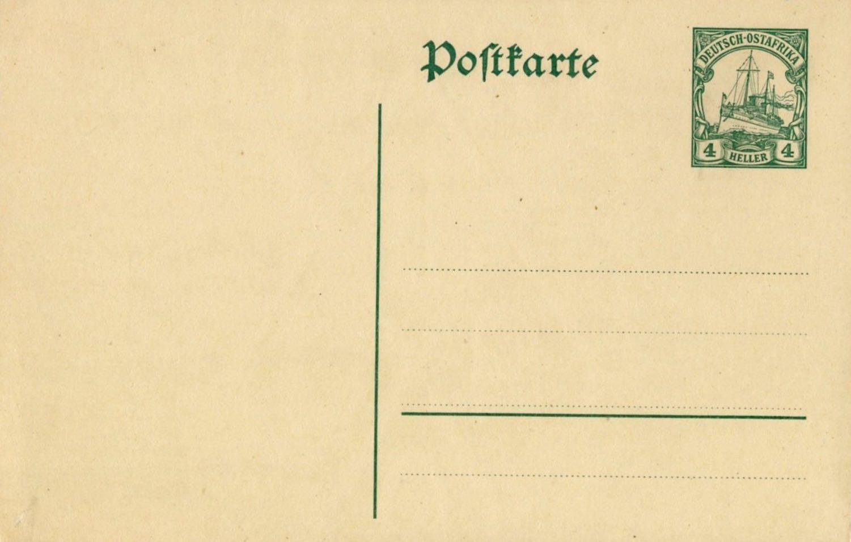 German_East_Africa_Postal_Stationary_P23