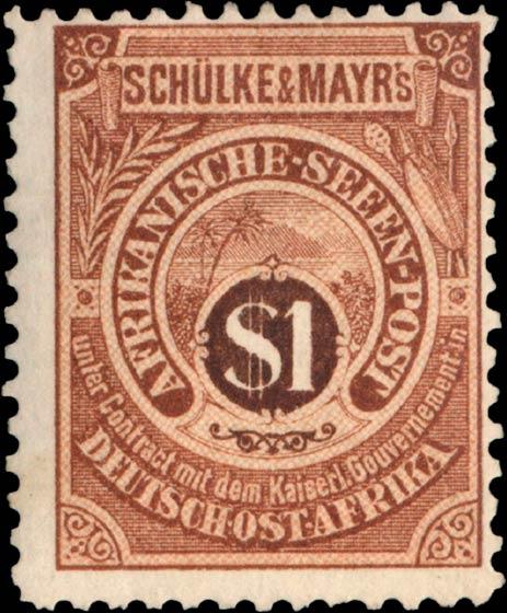 German_East_Africa_Schulke-and-Mayr_1dollar_Genuine