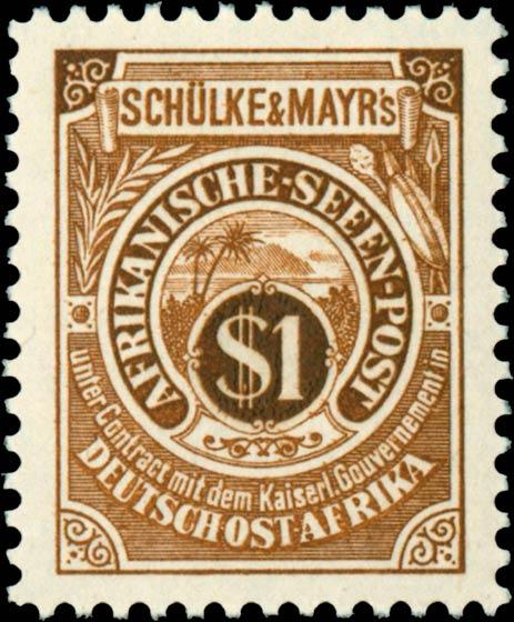 German_East_Africa_Schulke-and-Mayr_1dollar_Reprint
