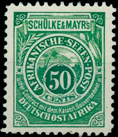 German_East_Africa_Schulke-and-Mayr_50c_Reprint