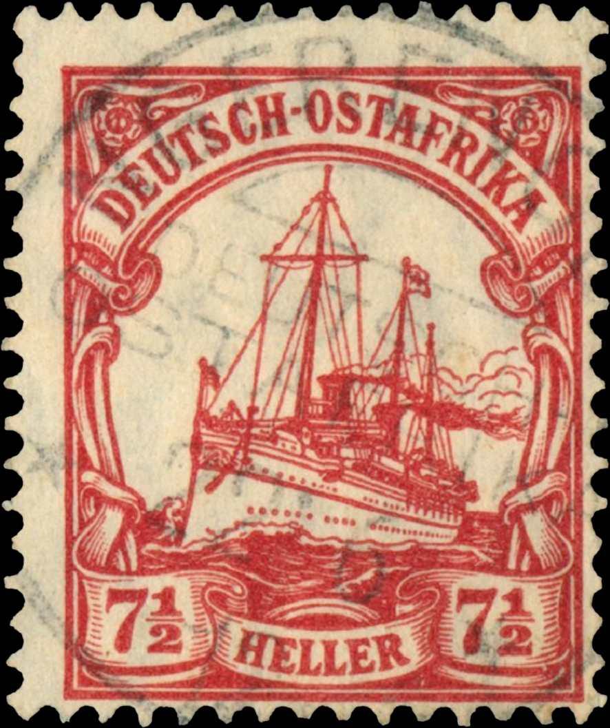German_East_Africa_Yacht_7.5h_Genuine