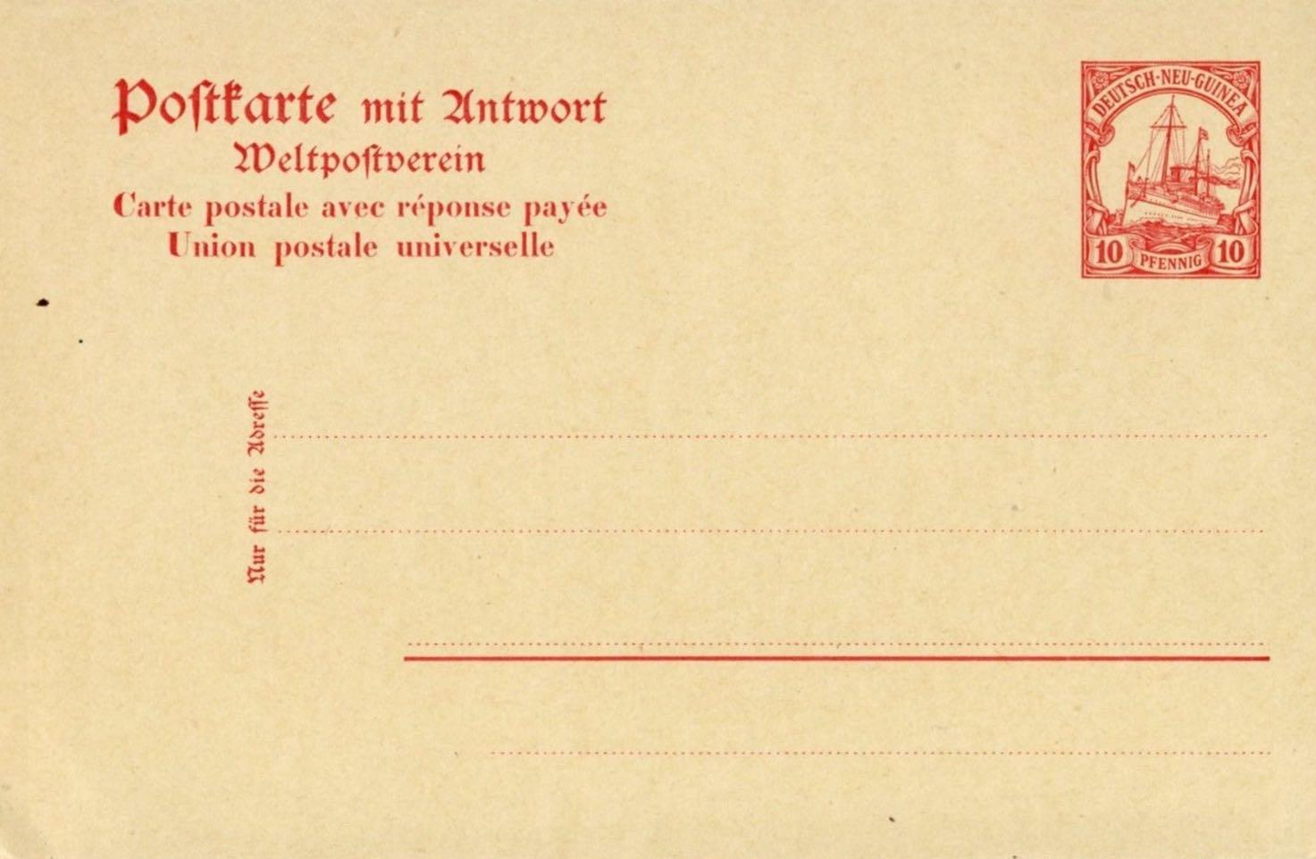 German_New_Guinea_Postal_Stationary_P11