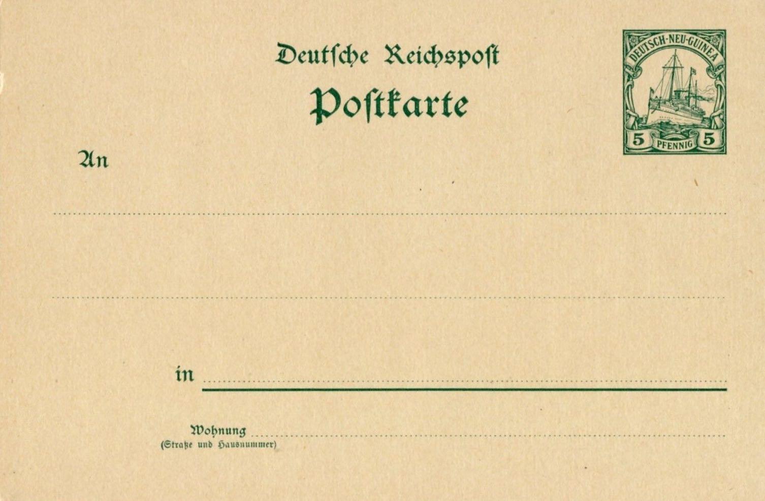 German_New_Guinea_Postal_Stationary_P8