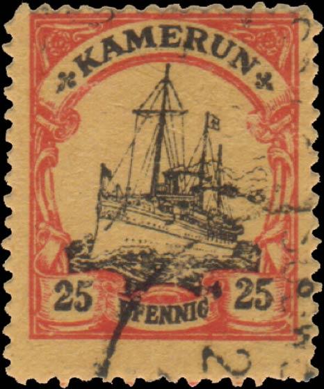 Kamerun_25pfennig_Fournier_Forgery
