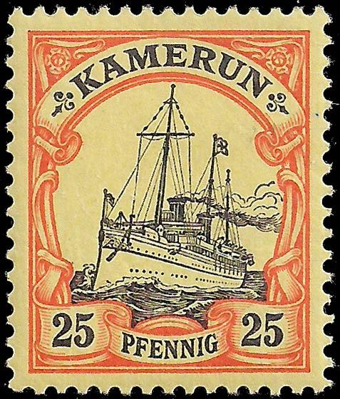 Kamerun_25pfennig_Genuine