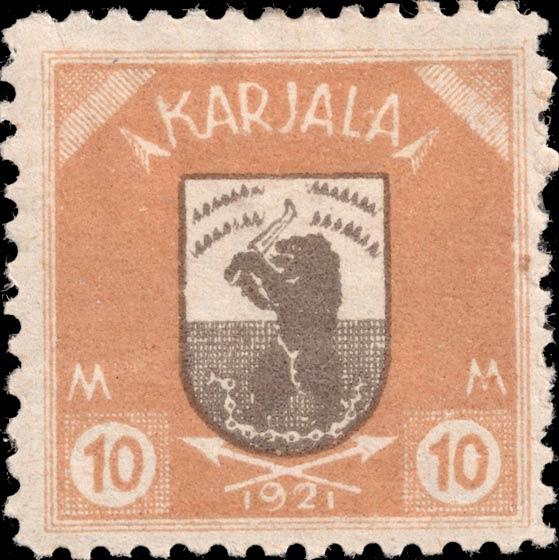 Karelia_1922_Bear_10m_Forgery