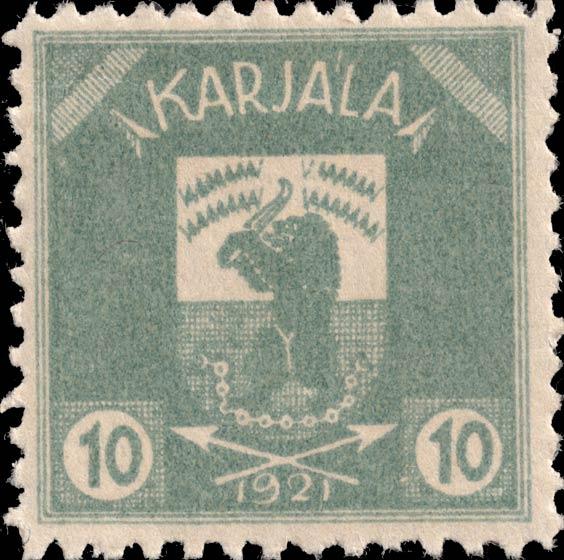 Karelia_1922_Bear_10p_Genuine