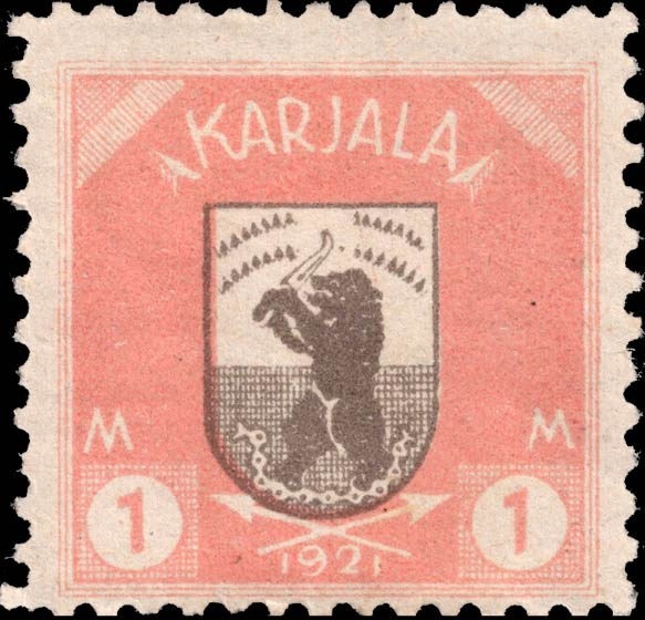 Karelia_1922_Bear_1m_Forgery