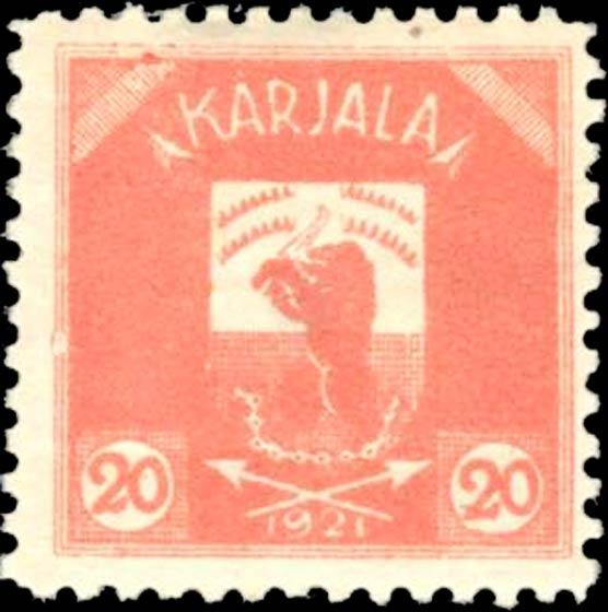 Karelia_1922_Bear_20p_Forgery
