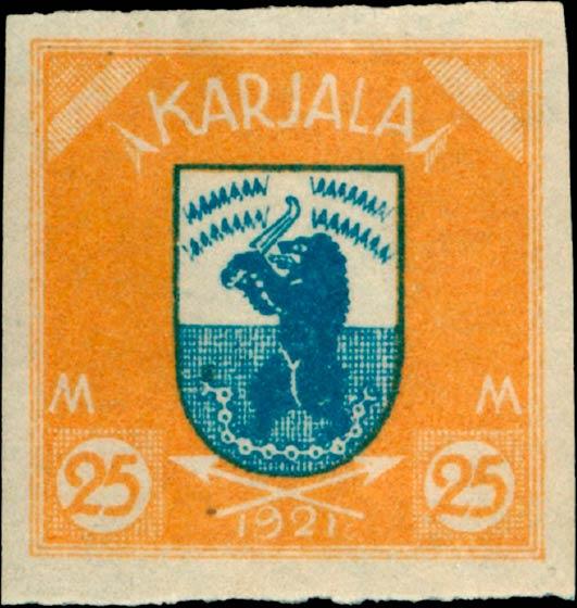 Karelia_1922_Bear_25m_Essay_Genuine