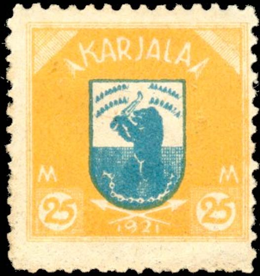Karelia_1922_Bear_25m_Forgery
