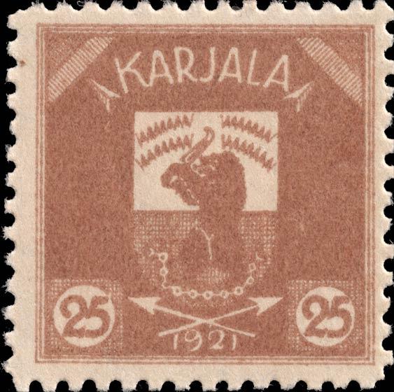 Karelia_1922_Bear_25p_Genuine