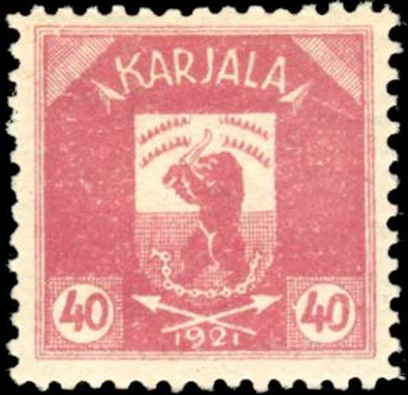 Karelia_1922_Bear_40p_Forgery
