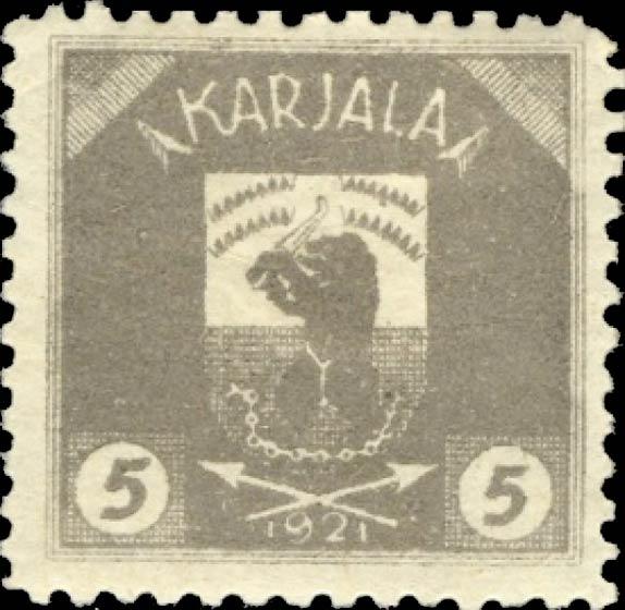 Karelia_1922_Bear_5p_Forgery