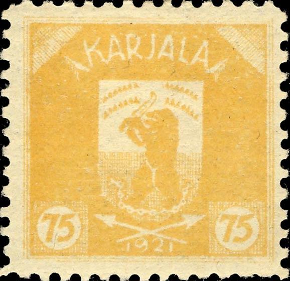 Karelia_1922_Bear_75p_Forgery