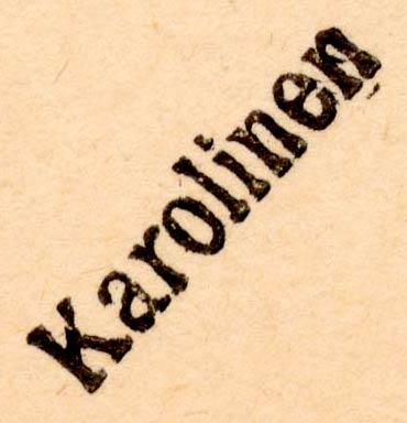 Karolinen_Fournier_Overprint_Forgery