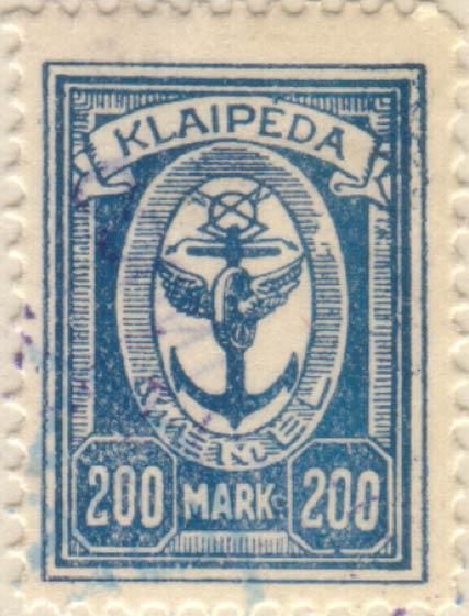 Memel_Klaipeda_1923_200mark_Szekula_Forgery