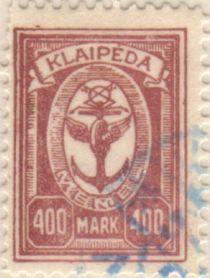 Memel_Klaipeda_1923_400mark_Szekula_Forgery
