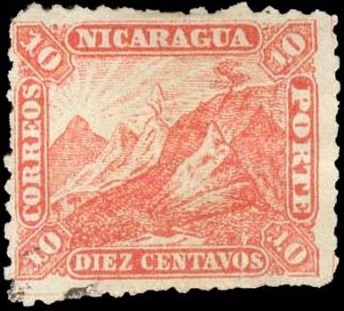 Nicaragua_1862-1880_Liberty_Cap_10c_Forgery