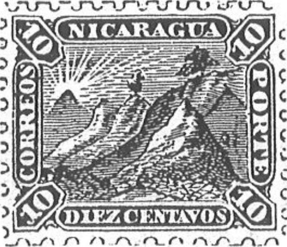Nicaragua_1862-1880_Liberty_Cap_10c_Torres_illustration