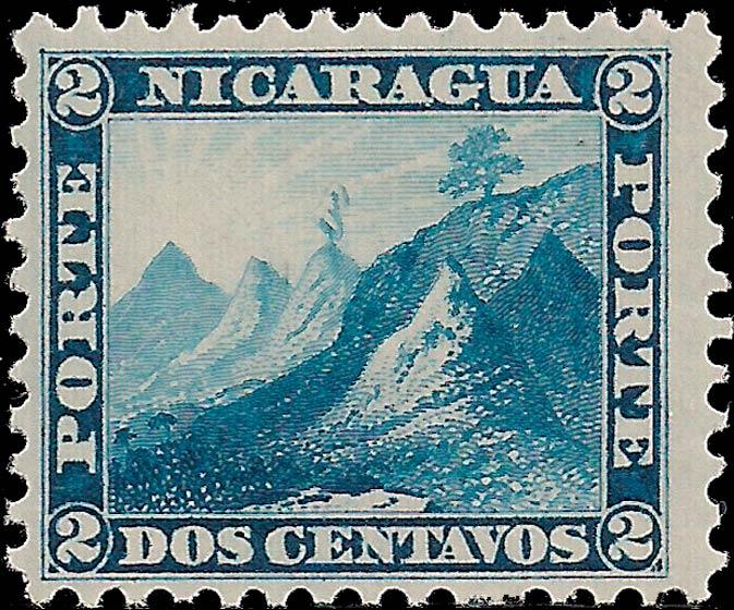 Nicaragua_1862-1880_Liberty_Cap_2c_Genuine