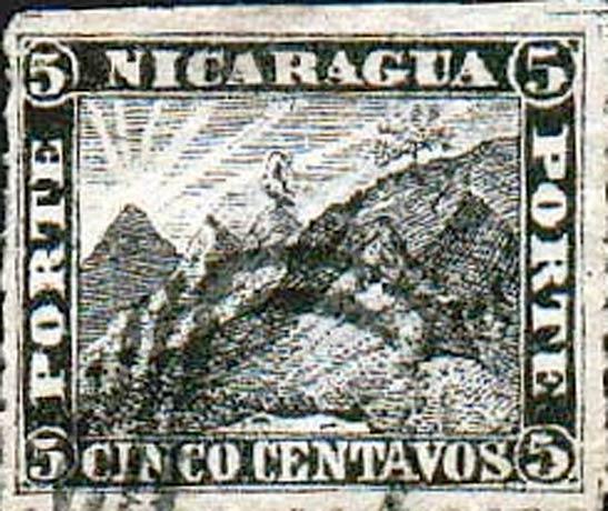 Nicaragua_1862-1880_Liberty_Cap_5c_Forgery2