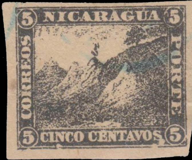 Nicaragua_1862-1880_Liberty_Cap_5c_Forgery3