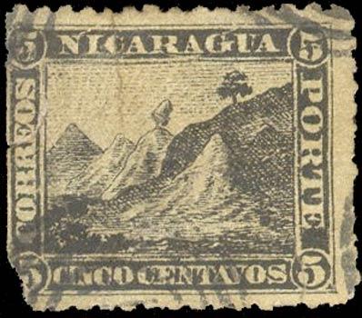 Nicaragua_1862-1880_Liberty_Cap_5c_Forgery5