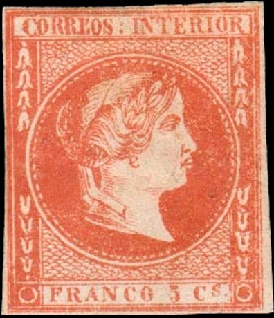 Philippines_1859_Queen_Isabella_5c_Forgery2