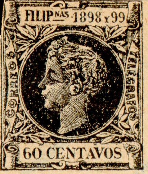 Philippines_1898_60_Centavos_Fournier_Forgery