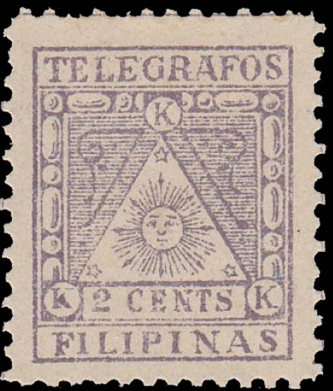 Philippines_Telegrafos_2c_Forgery