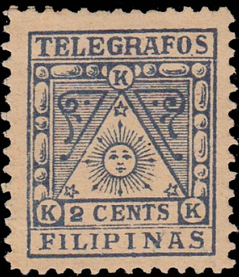 Philippines_Telegrafos_2c_Genuine