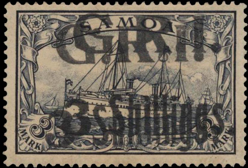 Samoa_GRI_3s-3m_Double_Surcharge_Genuine