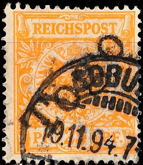 Togo_1897_Reichpost_Togo_25pf_Forgery2