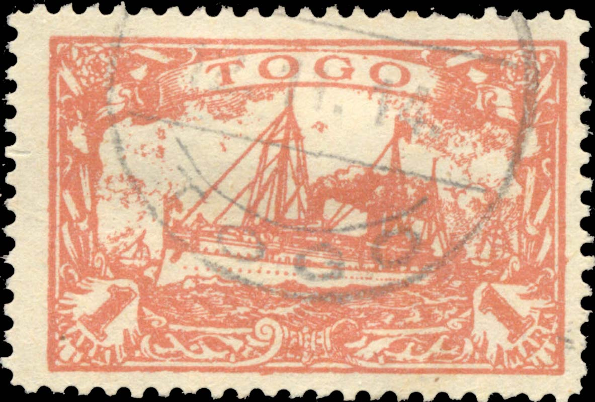 Togo_1900_Yacht_1m_Forgery