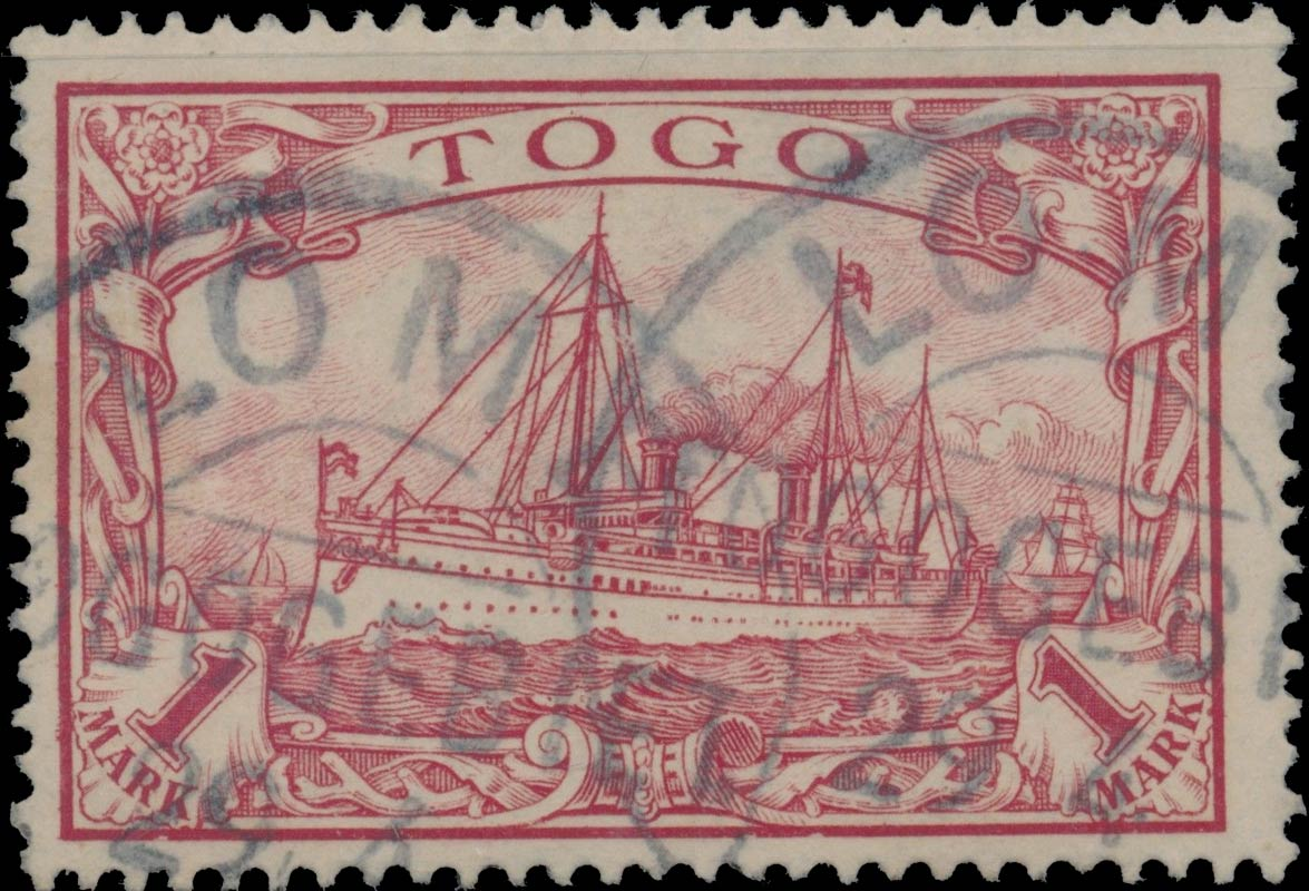 Togo_1900_Yacht_1m_Genuine